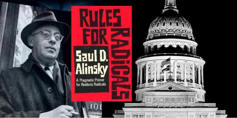 Alinsky-style Bill Attempts To Restore Texas State Funding For Community Organizers