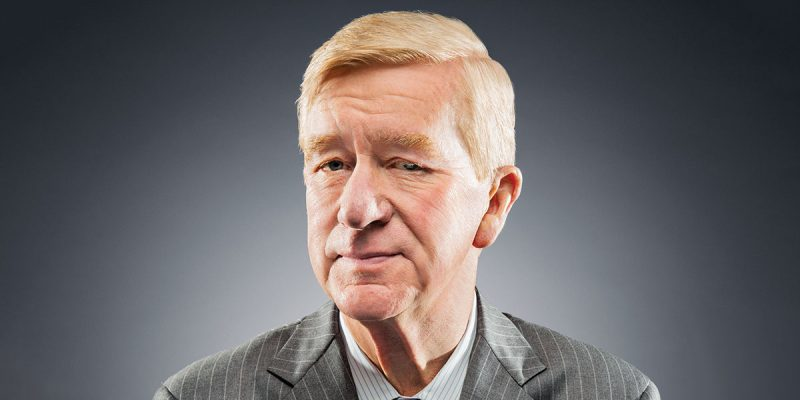 BAYHAM: The New Political Adventures of the Irrelevant Bill Weld