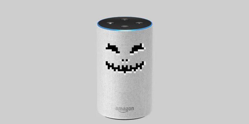 CROUERE: Alexa Has An Evil Big Brother