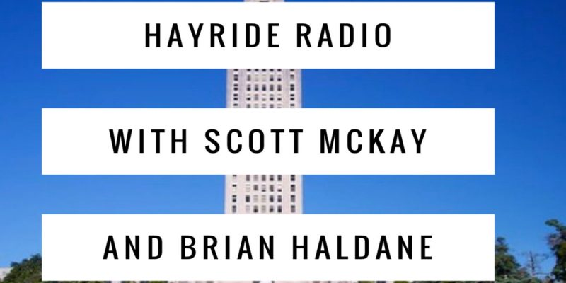 Introducing Hayride Radio, With Brian Haldane And Scott McKay – Episode 1