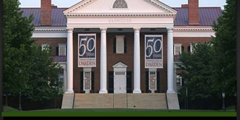 University of Virginia business school ranks 12th best in U.S.