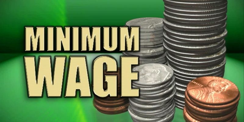 Bill advances to propose minimum wage as a Constitutional Amendment