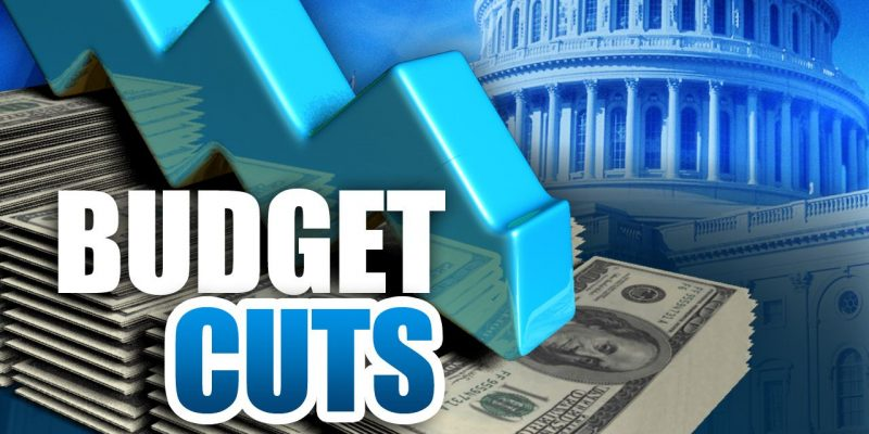 Proposed budget cuts aren't really cuts, critics argue, just slower growth
