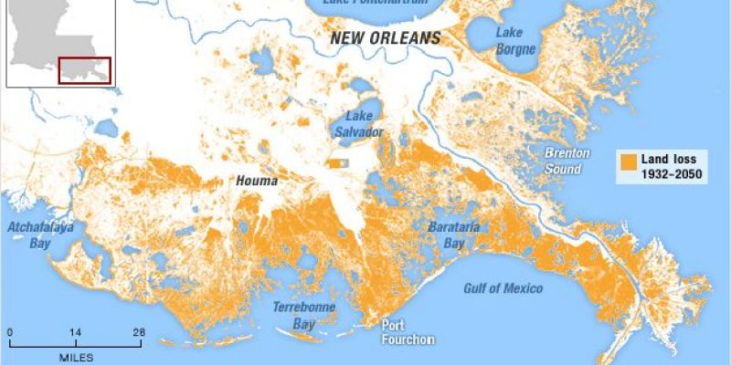 Parish presidents who oppose coastal lawsuits argue oil and gas industry essential to state economy