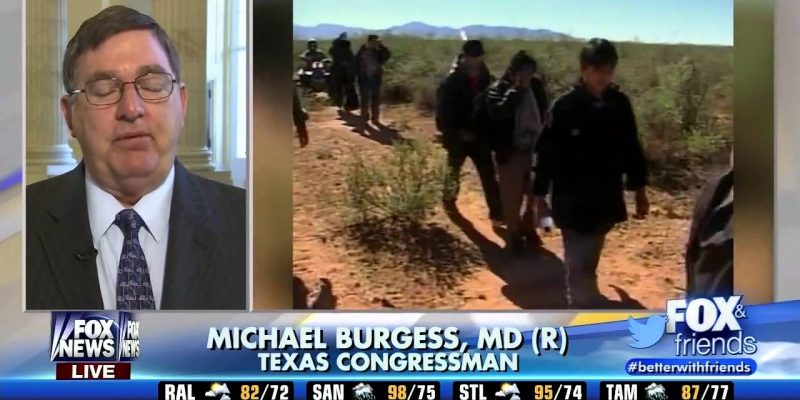 Texas Rep proposes cutting foreign aid to offset illegal immigration costs [video]