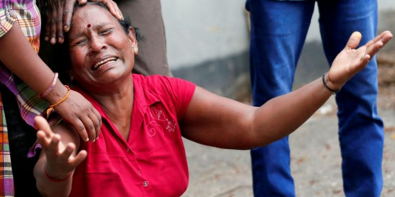 300 Christians Killed, 500 Injured In Sri Lanka Easter Bombings