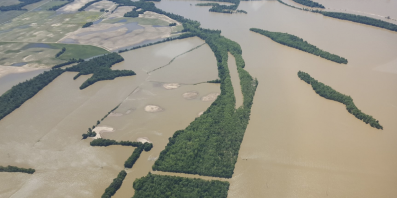 Mississippi River flooding is almost as bad as Great Flood of 1927, in some areas–worse [videos]