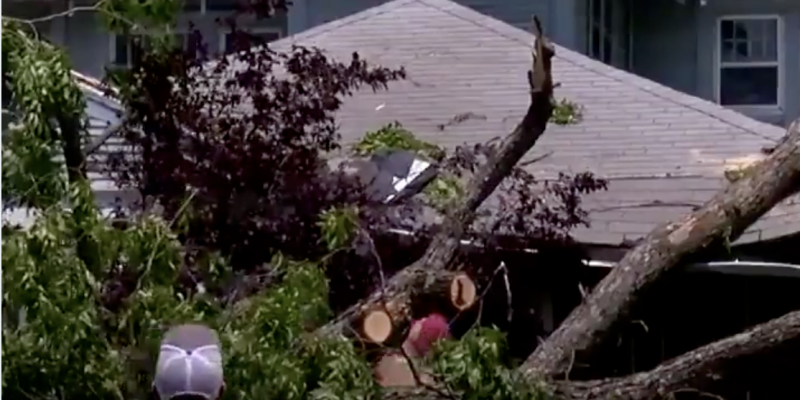 Incredible: 11 days of tornadoes, a record, in the Midwest [video]