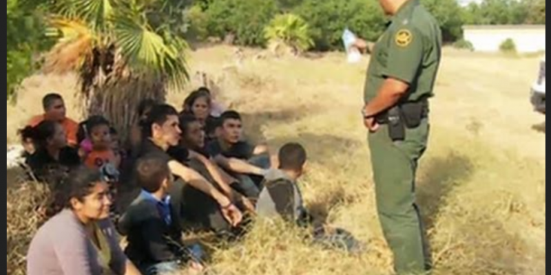 Texas: 1/3 of 'migrant' children unrelated to 'parents' DNA tests show