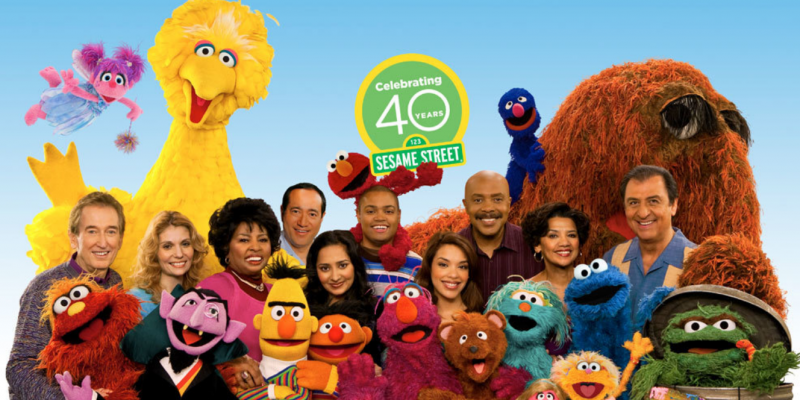 Sesame Street is 50 years old this year [videos]