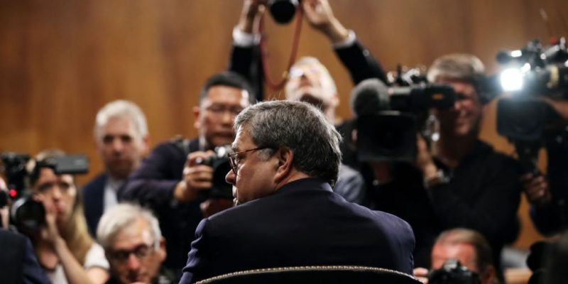 AG Barr To Congress: Obama Admin Spied On Trump Campaign