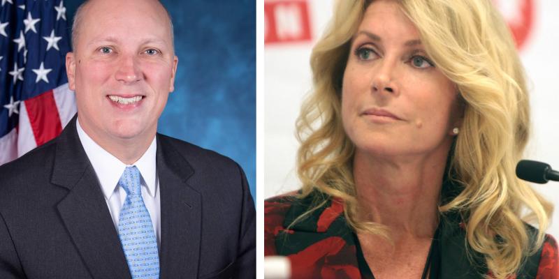 Wendy Davis May Challenge Chip Roy: Austin-area GOP Already Preparing For Fight