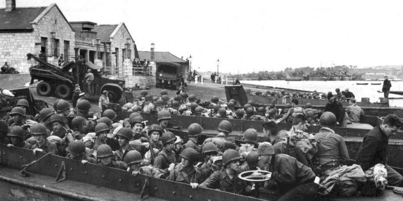 D-Day veterans return to Normandy on 75th Anniversary of historic landing [videos]
