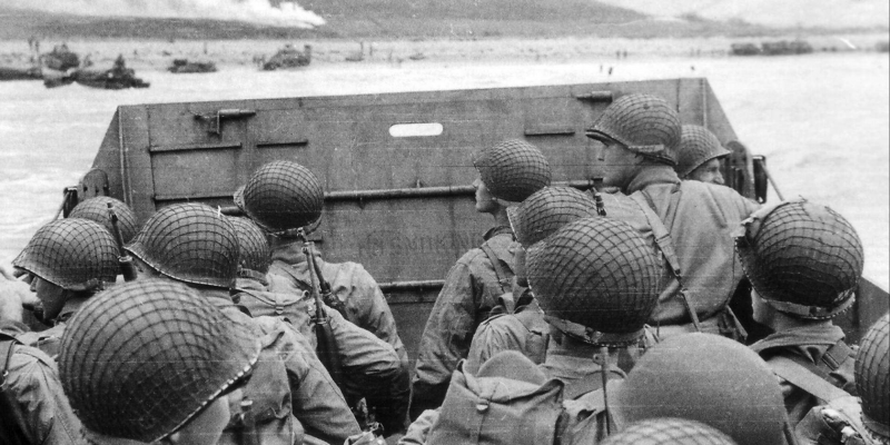 The day that began the end of WWII: D-Day 75 years ago today [video]