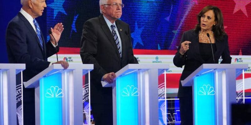 APPEL: The Democrats' Debates Put Socialism, Not Freedom, On Display