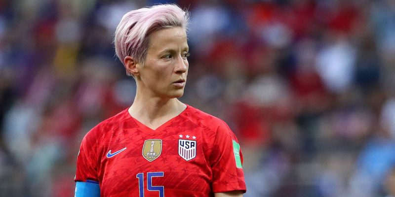 BAYHAM: Megan Rapinoe's Antics Distract From A Great US Women's Soccer Team