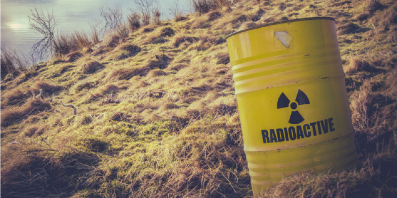 Radioactive Waste Amendment Leads Texas Governor To Zap Domestic Violence Bill