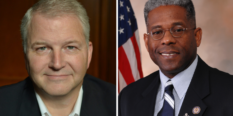 Allen West To Explore Bid To Lead Texas GOP; Chairman James Dickey Seeks Re-election