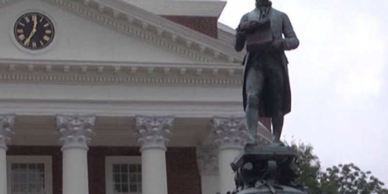 Charlottesville City Council abolishes Thomas Jefferson's birthday celebration