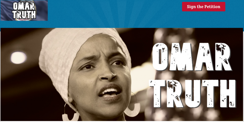 New call for federal ethics probe into U.S. Rep. Omar