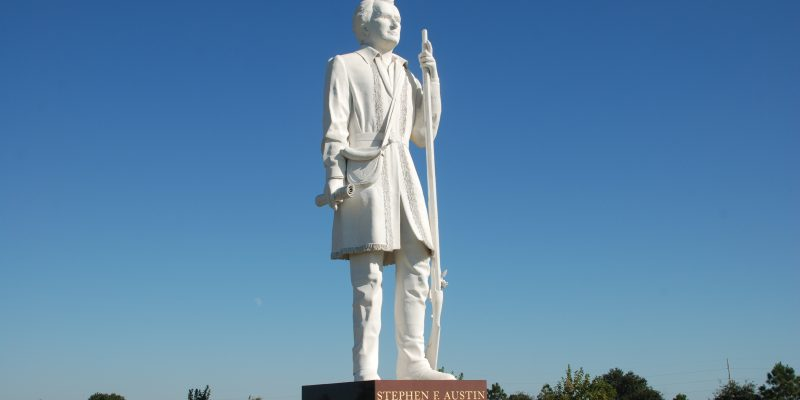 Wait, What? Conservatives Vote Against Sculpture Of Slave-owning 'Father Of Texas'