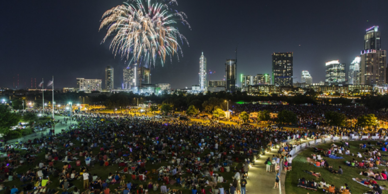 Top five cities to celebrate July 4th in Texas