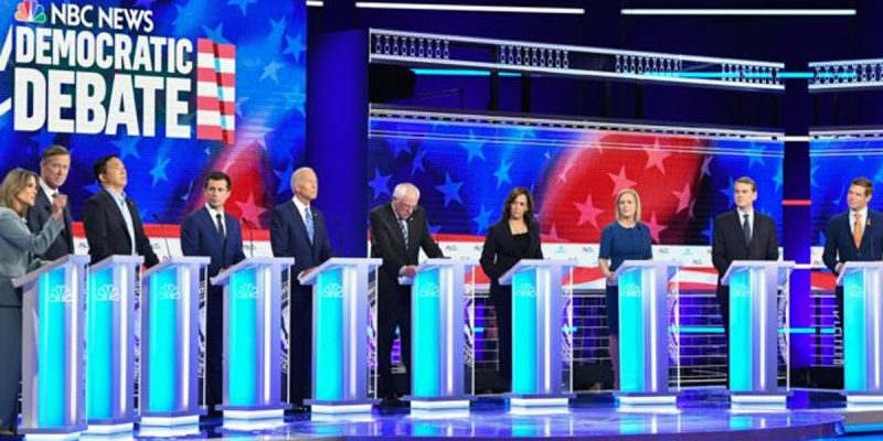 BAYHAM: Winners From The Great Democrat Debate Debacle