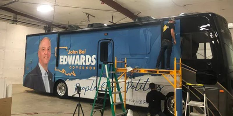 John Bel Edwards' Re-Election (Apology?) Tour Gets Cranked Up This Weekend