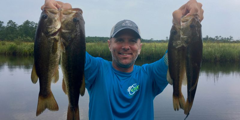 MARSH MAN MASSON: Crossing State Lines Pays Off In Bayou LaCroix
