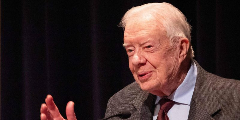 CROUERE: Russian Fever Spreads To Jimmy Carter