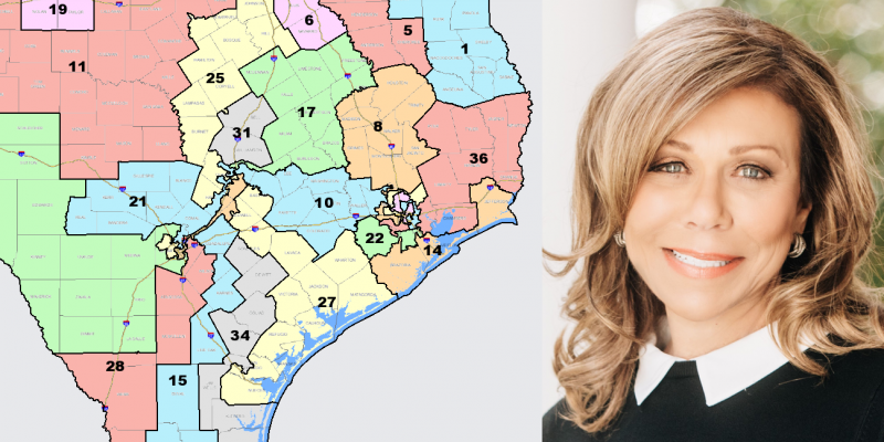 2020 Redistricting In Texas: It's Looking Like Another GOP Decade