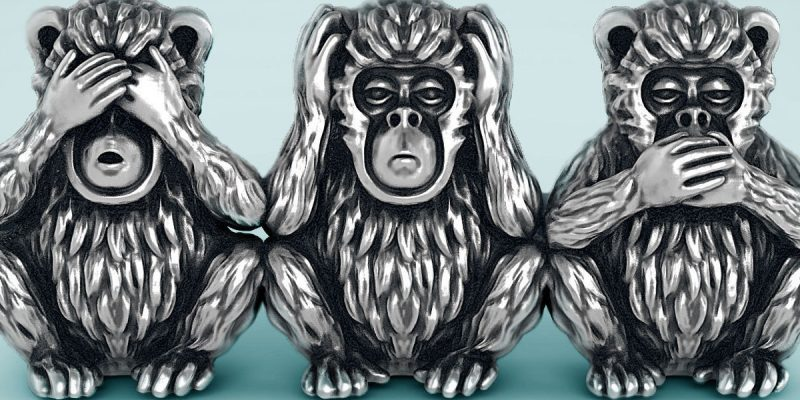 "SADOW: John Bel Edwards' New ""Three Wise Monkeys"" Posture"