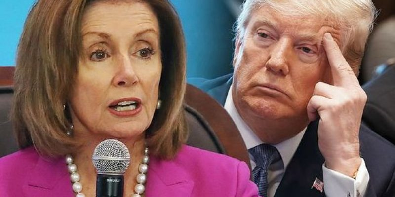 House Dems Condemn Trump, Vote On Impeachment, Contempt