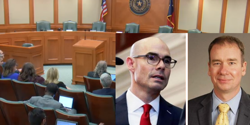 WATCH: Investigation of Texas House Speaker Underway As Questions Persist