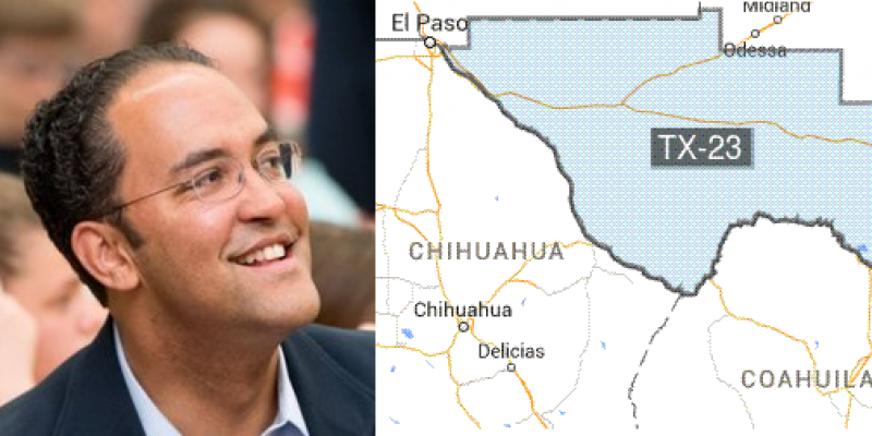 Hurd Hangs It Up: Can Another Republican Win Southwest Texas Swing District?