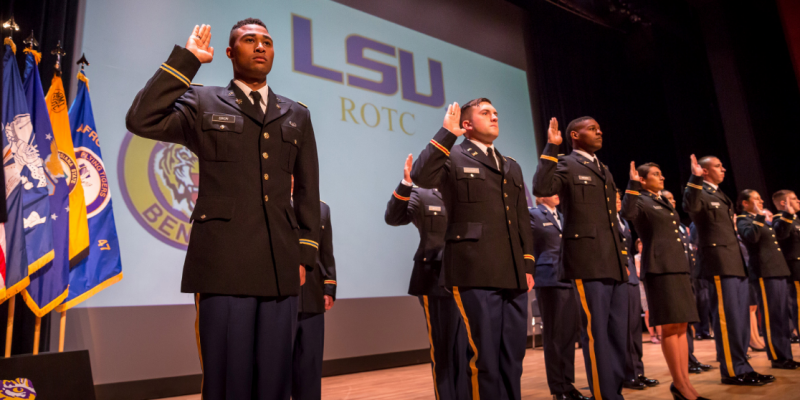 LSU research center receives up to $16.4 million in military grants
