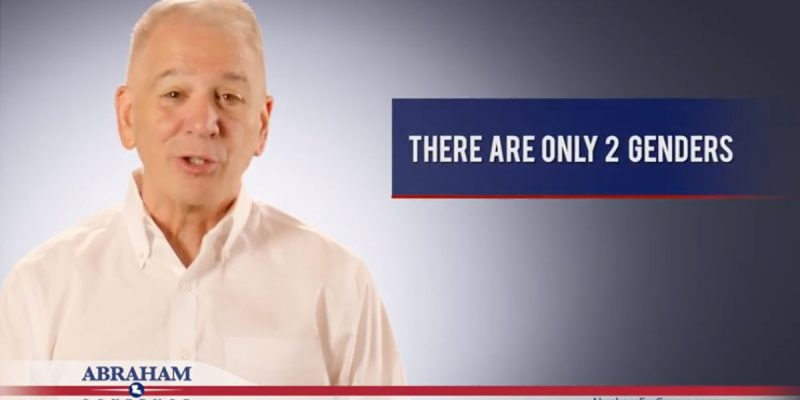 "Abraham's ""The Truth"" Ad Might Be The First Real Score Of The Gubernatorial Campaign"