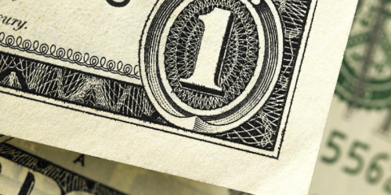 Dollar's value in Texas ranks 26th highest out of 50 states
