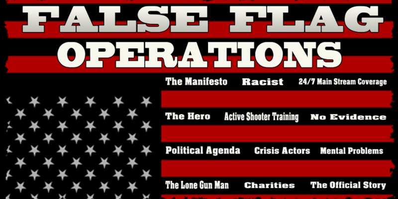 Understanding how to identify False Flag Events