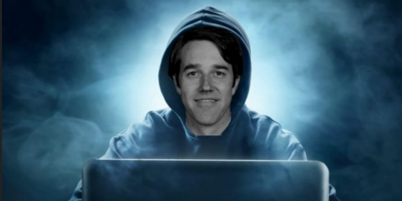Why is no one investigating O'Rourke the 'hacker' who fantasized about killing children?