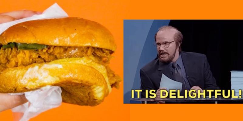 Popeyes: The Obama Of Chicken Sandwiches?
