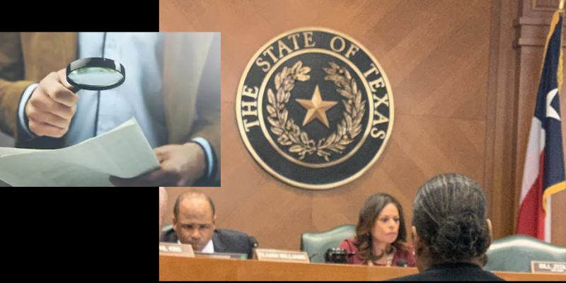 Investigation Called, Lawsuit Filed Re: Allegations Against Texas House Speaker