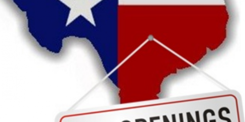 Texas job growth this year projected at 1.6%