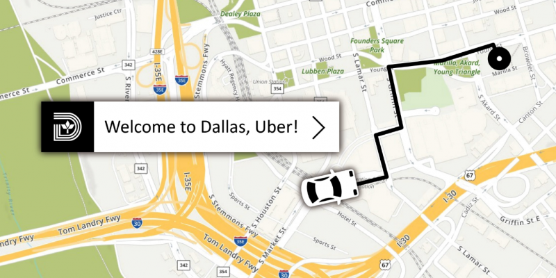 Texas taxpayers to subsidize Uber's expansion in Dallas