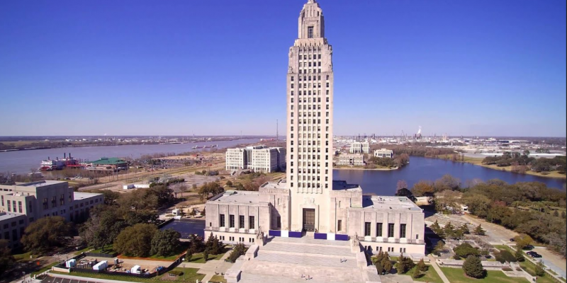 Louisiana ranks 14th lowest in state, local government GDP