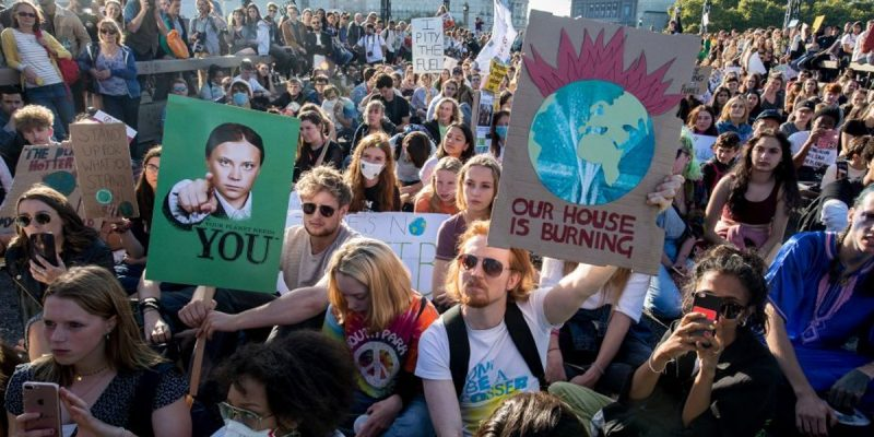 CROUERE: Climate Change Extremists Need To Chill Out