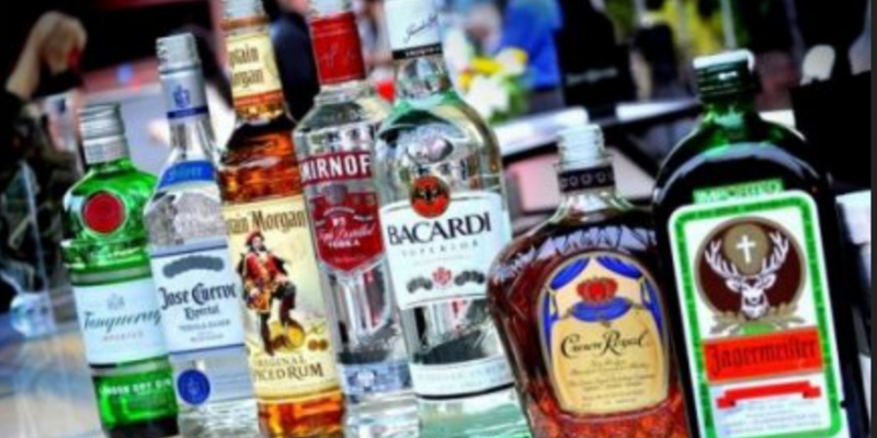 Virginia has 3rd highest liquor taxes in U.S.