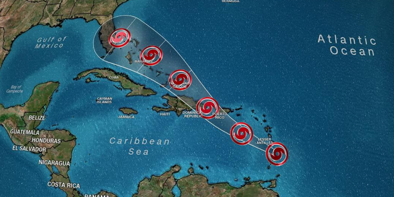 Florida, Georgia, Carolinas brace for category 5 Hurricane Dorian [video]