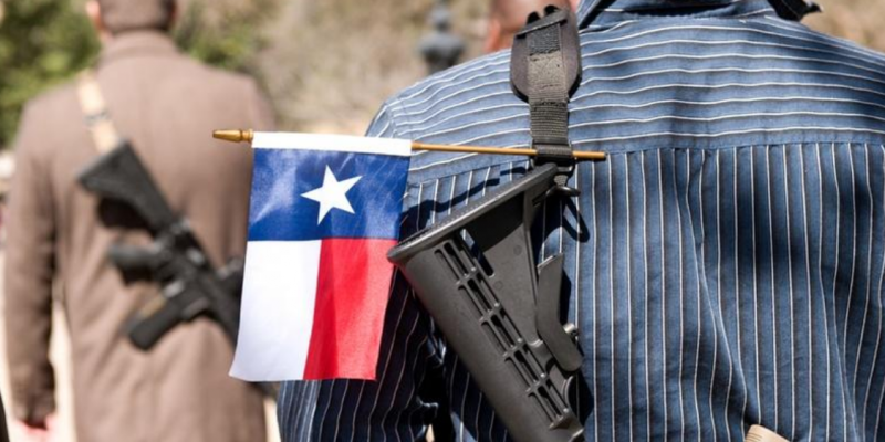 Nine New Gun Laws In Effect In Lone Star State