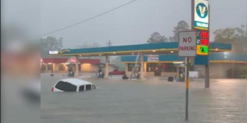 "Imelda rainfall ""worst than Hurricane Harvey"" in parts of southeast Texas"